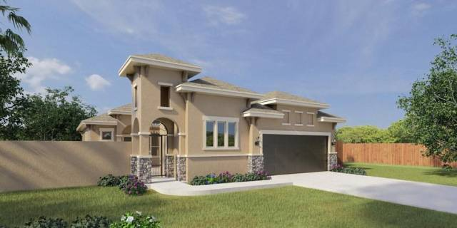 New Homes In McAllen, TX