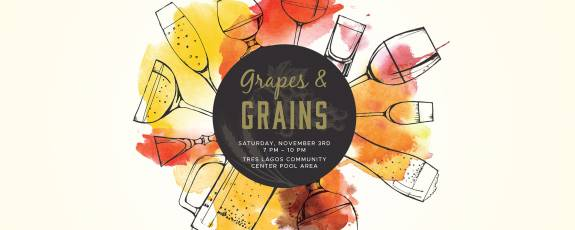 grapes and grains